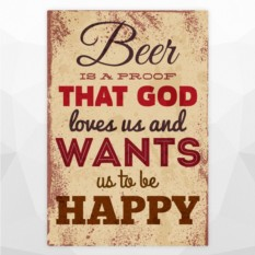 Постер Пи.., Бог, Счастье
