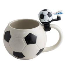 Пивная кружка Футбол со звонком