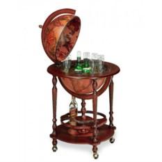 Глобус-бар для напитков, размер 58 x 93 см