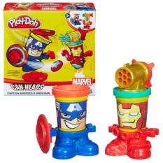 Набор для творчества Play-Doh Герои Марвел