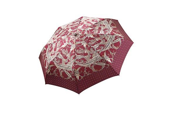 Автоматический женский зонт Fabretti