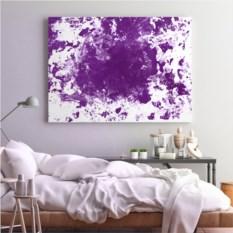 Набор для создания картины Love as art (violet)