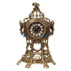 Часы-половинки золотые