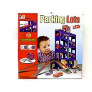Игровой набор «Парковка»