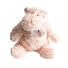 Мягкая игрушка Gulliver Бегемотик Софи