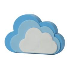 Флешка на 8 Гб в форме облака