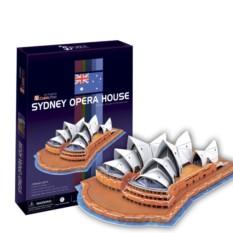 3D пазл Cubic Fun Сиднейский Оперный Театр (Сидней)