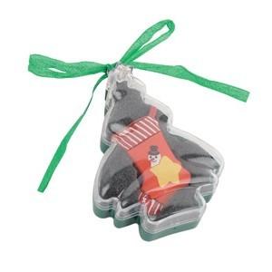 Флеш-карта USB в виде рождественского носка