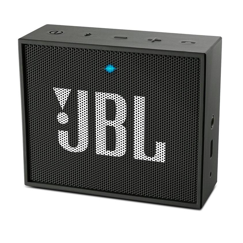 Портативная колонка JBL Go Black