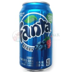 Напиток Fanta Berry