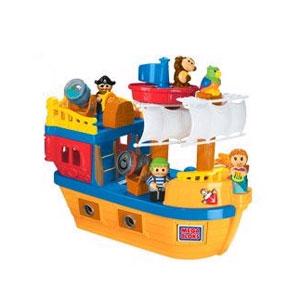Пиратский корабль  (от 2-х лет)