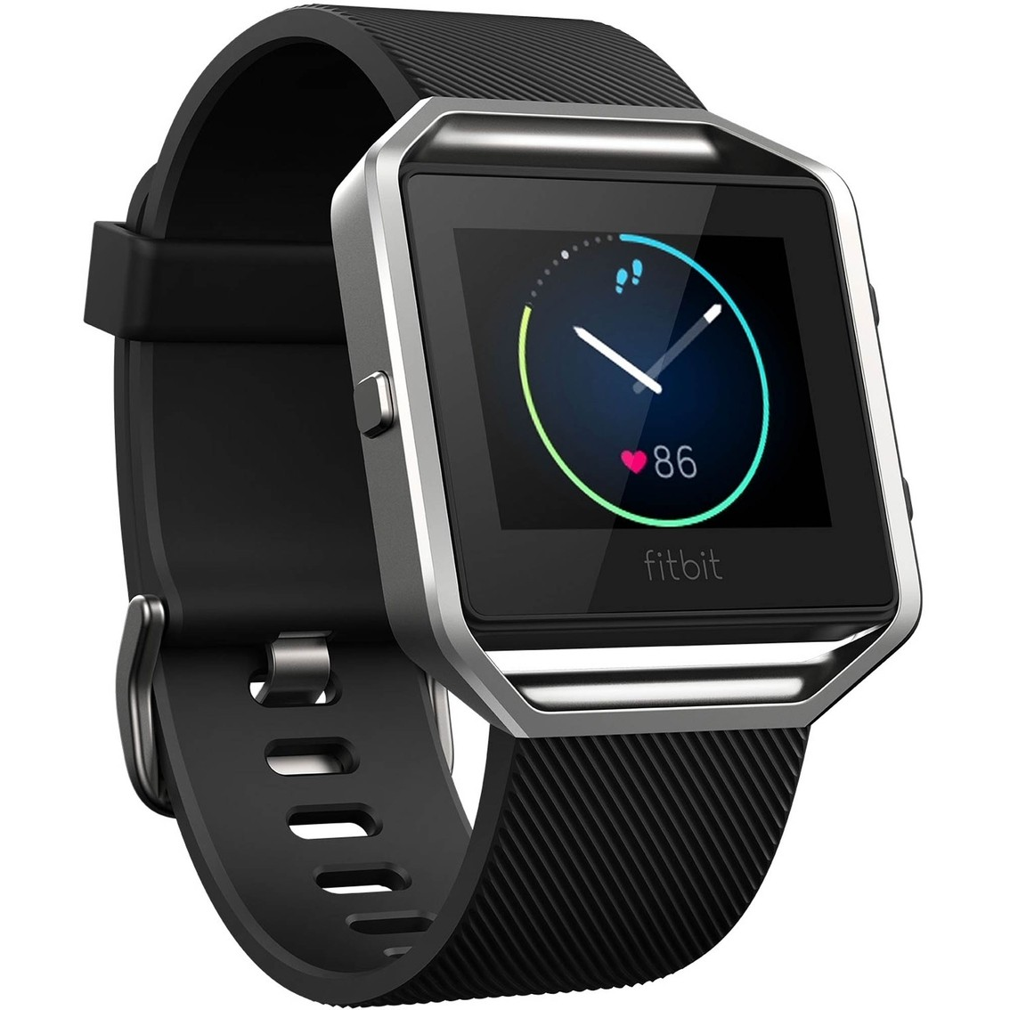 Умные фитнес-часы Fitbit Blaze Smart Fitness Watch (S) Black