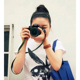 Ремешок для фотоаппарата S. les Ailes
