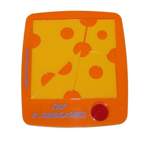 Головоломка «Сыр в мышеловке»
