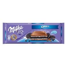 Большой шоколад Мilka Oreo