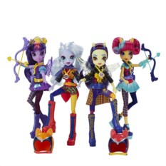 Кукла Спорт Темномолнии My Little Pony Equestria Girls