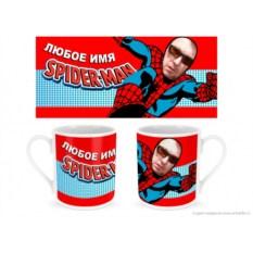 Фотокружка Человек-паук