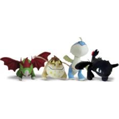 Мягкая игрушка Плюшевые драконы Dragons