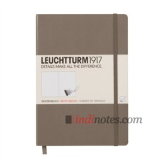 Скетчбук Medium Sketchbook Taupe от Leuchtturm1917