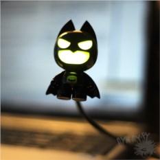 Светодиодный USB-светильник Бэтмен