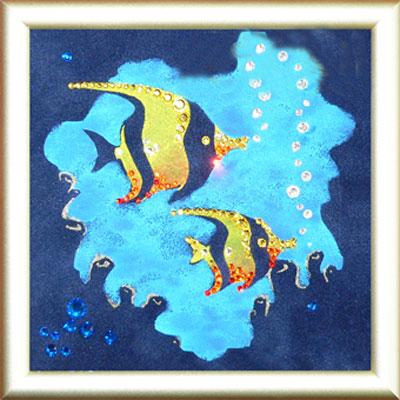 Картина «Морской ангел»