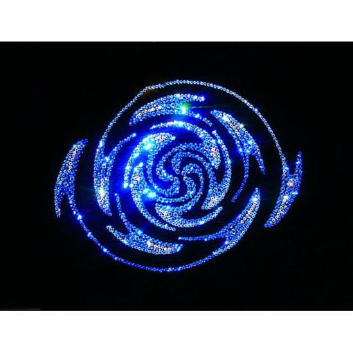 Картина Swarovski «Рождение вселенной»