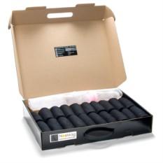 Набор черных носков в кейсе Бизнес 20 пар