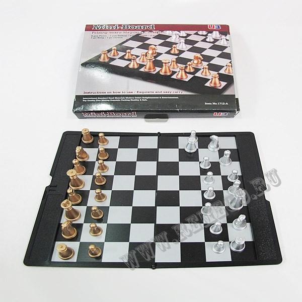 Настольная игра Магнитные дорожные шахматы