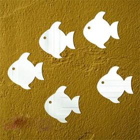 Зеркало-панно Рыбки