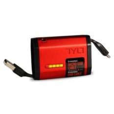 Внешний аккумулятор TYLT 1500 mAh ZUMO Micro-USB Red