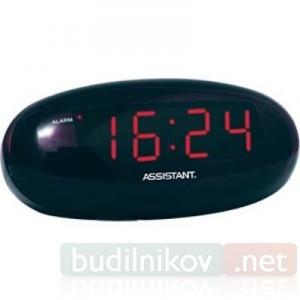 Электронные часы Assistant AH-1024 RD