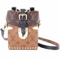 Коричневый женский рюкзак Louis Vuitton