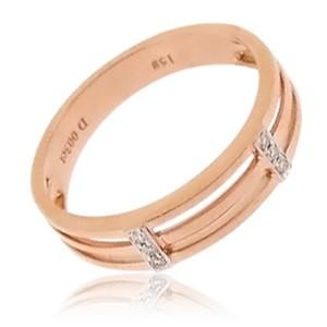 Кольца с бриллиантами TTF-Luxury