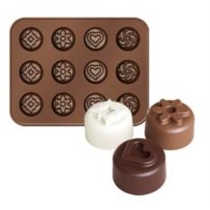 Формочки для шоколада Tescoma «Шокомикс»