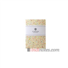 Скетчбук Carton Geometric Sketchbook Polka Dots А6