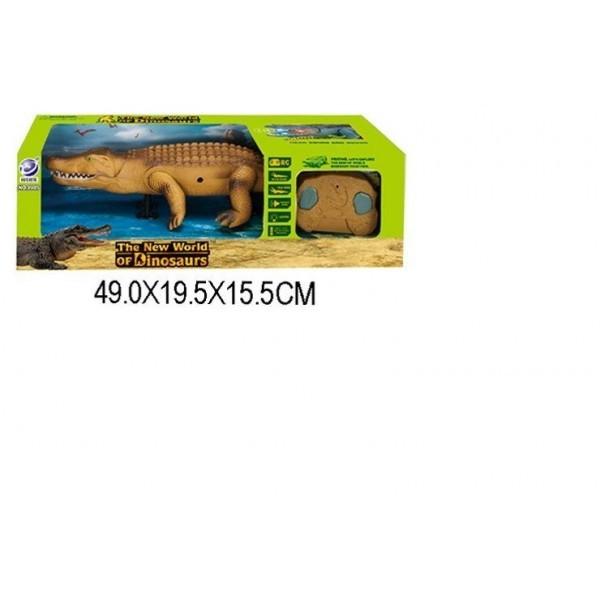 Радиоуправляемая игрушка «Крокодил»