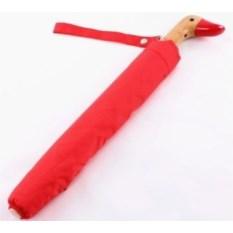 Красный зонт Утка