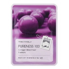 Маска для лица с коллагеном Pureness 100 Collagen Mask Sheet