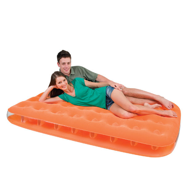 Кровать Bestway Fashion Flocked Air Mattress Queen