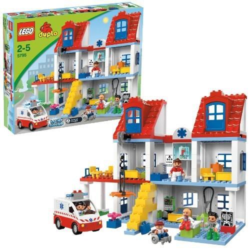 Игрушка LEGO Большая городская больница