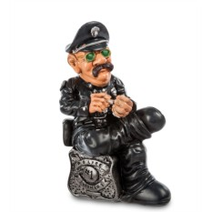 Фигурка Важный полицейский