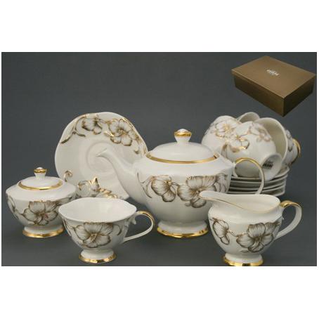 Чайный сервиз коллекции «София золотая»
