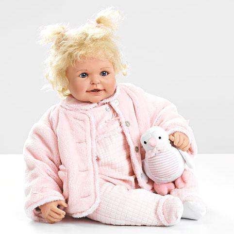Кукла Бэби Лу 56см