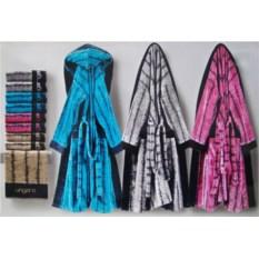 Элитный велюровый халат Wood от Emanuel Ungaro