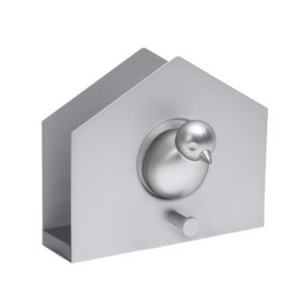 Вешалка-оргагайзер настенная «Птичкин дом»