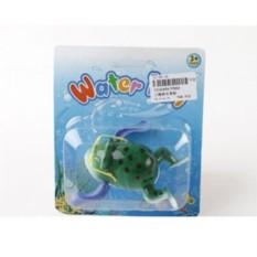 Заводная игрушка для купания Лягушка