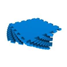 Голубая игрушка для детской комнаты Мягкий пол