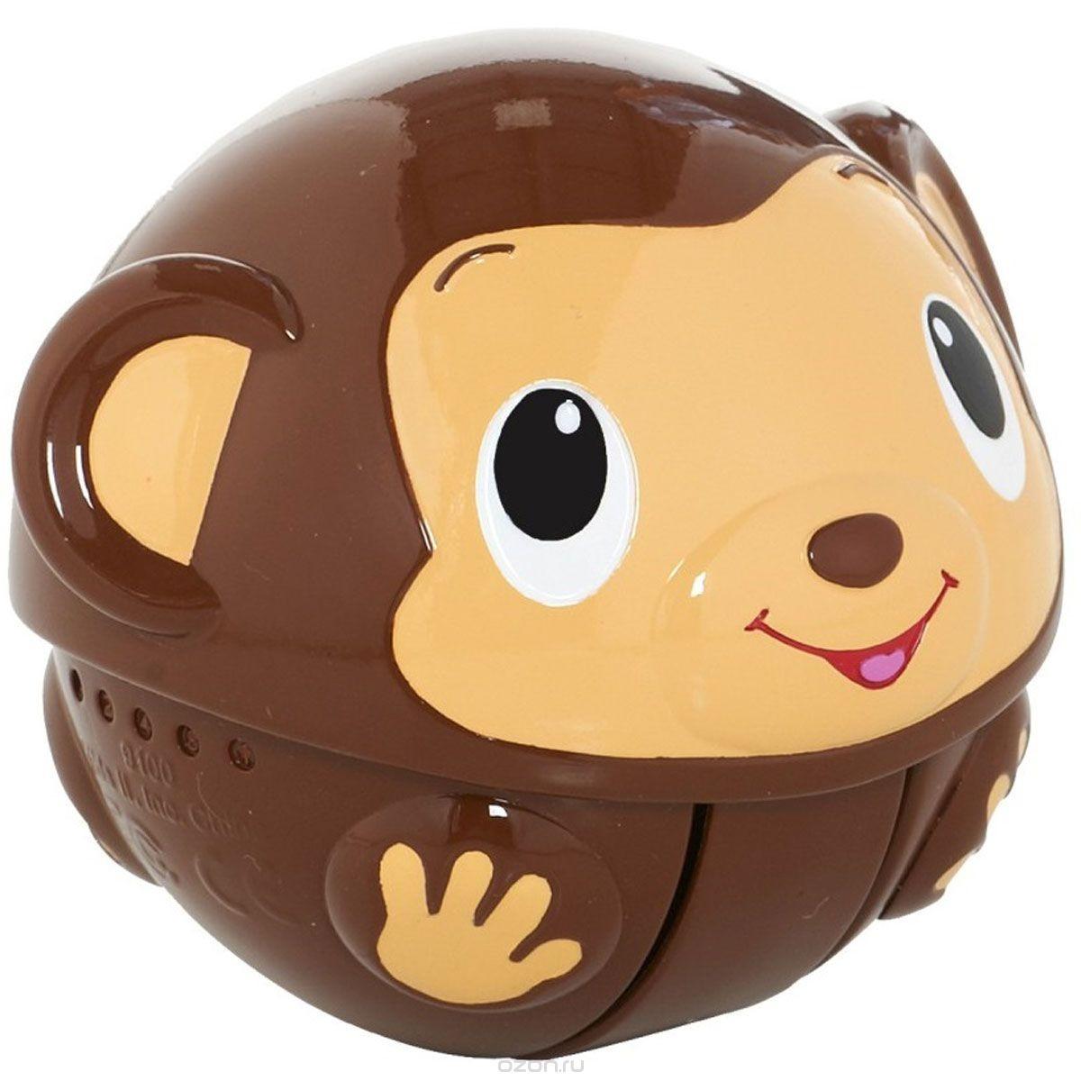 Развивающая игрушка Хохотунчик - обезьянка
