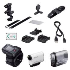 Экшн-камера Sony ActionCam HDR-AS200VB с Wi-Fi и GPS + Пульт
