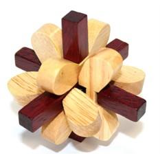 Деревянная головоломка Омикрон